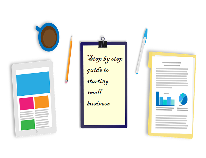guide to starting small business
