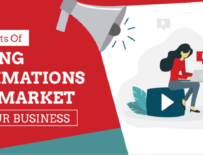 Benefits of Using Animations for Marketing Business